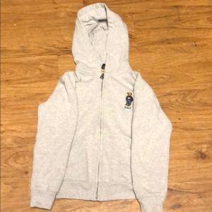 Boys Ralph Lauren hoodie